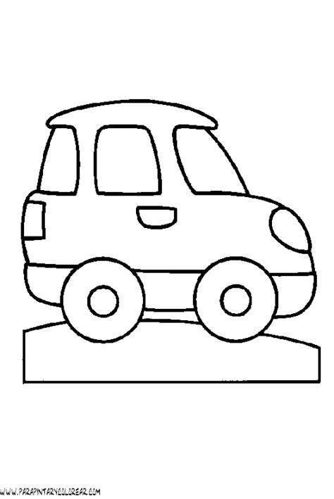 dibujos para colorear coches 9 dibujos para colorear dibujos para colorear de coches 004