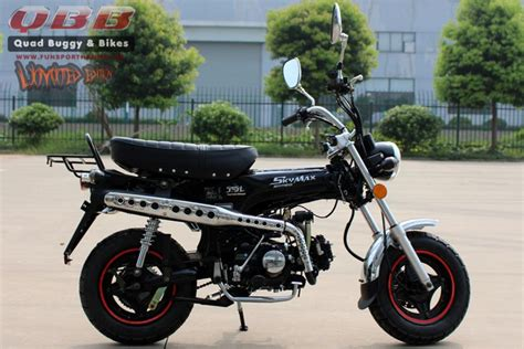 Motorrad Dax 125 by Skyteam Dax 125 St125 6 125ccm Mini Motorrad F 252 R 2