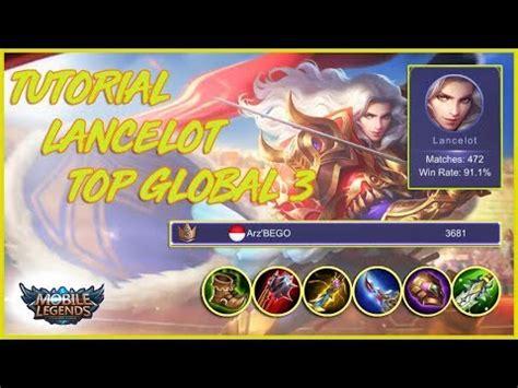 tutorial lancelot tutorial lancelot by arz bego youtube