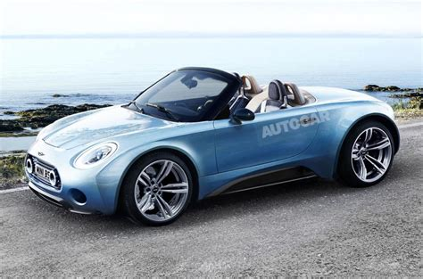 who makes the mini car mini superleggera to take on mazda mx 5 in 2019 autocar