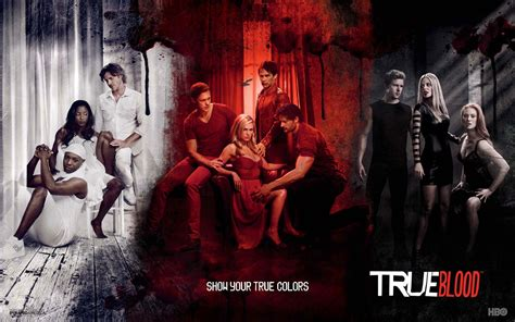 Blood Real In by True Blood Hd Wallpaper And Background Image