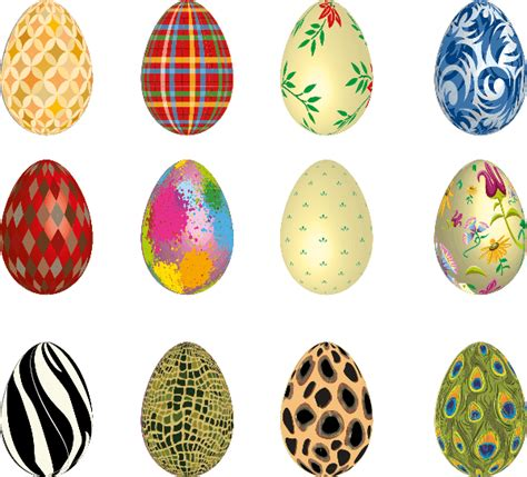 printable egg stickers easter eggs stickers free printable papercraft templates
