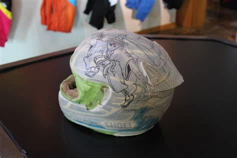 design helmet painting art s cyclery blog 187 masked helmet for tld custom paint