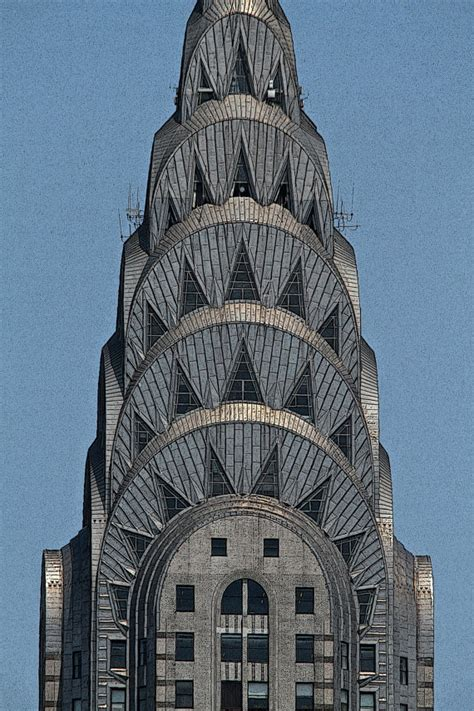 chrysler building architecture then and now the chrysler building nyc then now great
