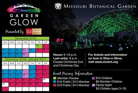 Missouri Botanical Garden Garden Glow Garden Glow