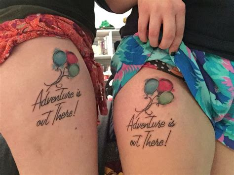 adventure is out there tattoo 304 best images about tattoos on disney