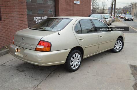 nissan altima 1998 1998 nissan altima gxe sedan 4 cyl 2 4l automatic