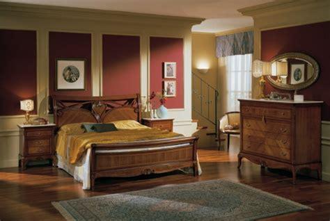 moina arredamenti da letto classica noce bassano mobili composizione