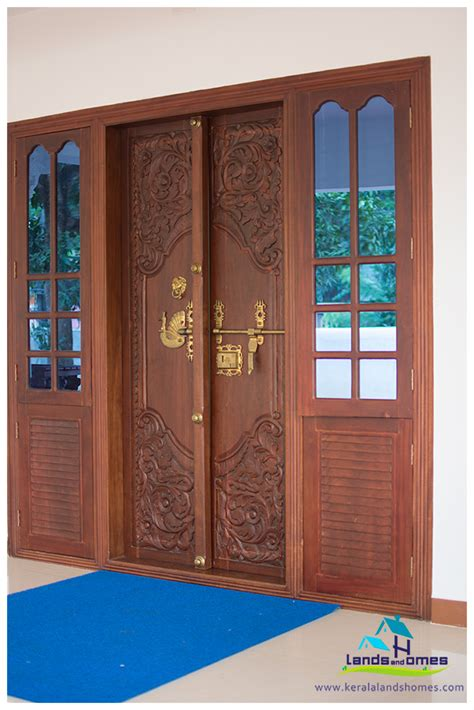 Home Front Door Design Front Door Designs Kerala Stylereal Estate Kerala Free Classifieds