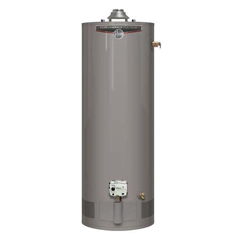Rheem Performance Platinum 50 Gal. Tall 12 Year 40,000 BTU High Efficiency Natural Gas Water