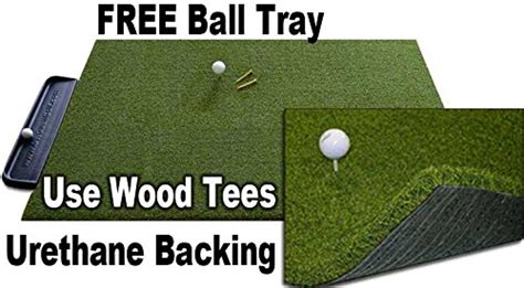 How To Make A Golf Practice Mat by Gorilla Reaction Golf Practice Hitting Mats