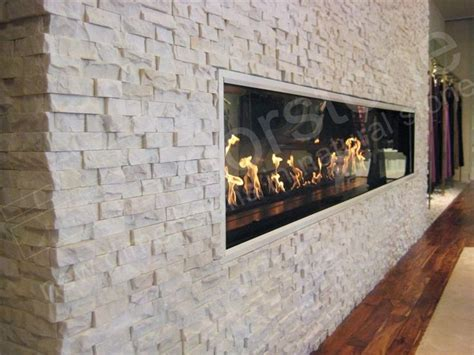 stacked stone fireplace pictures modern stacked stone fireplace dream home