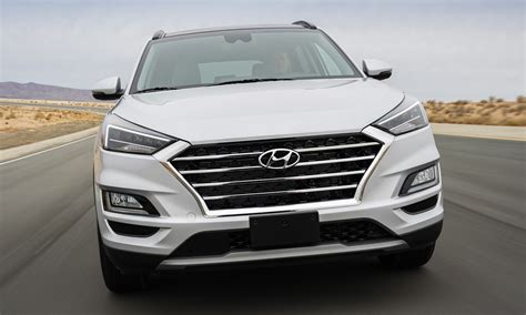 hyundai tucson 2019 facelift 2019 hyundai tucson facelift drops turbo dct in us paul