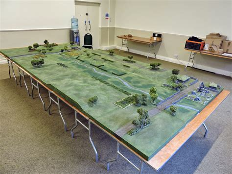 Wargaming Table by Ade S Aughrim The Topography Of A Wargames Table The League Of Augsburg