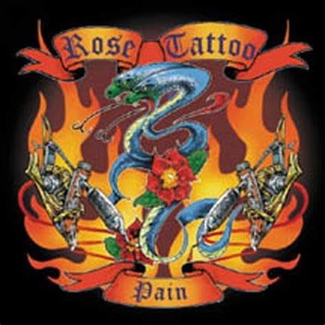 rose tattoo album covers songs reviews credits allmusic