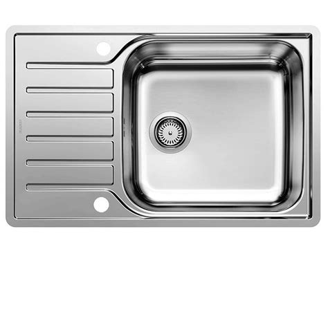 blanco lantos xl 6 s if compact stainless steel sink