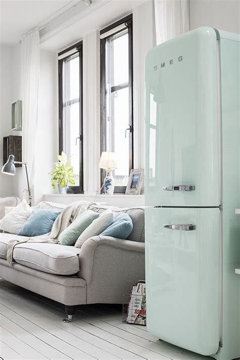 Living Room Fridge by 17 Best Ideas About Smeg Fridge On Mint