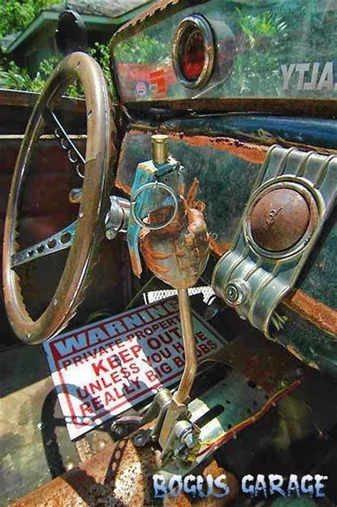 Ratrod Interior by Rat Rod Ideas For Interior Rat Rod Rod And