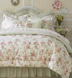 rose comforter set laura ashley yorkshire rose 4 piece comforter set king