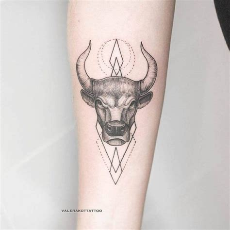 best 25 bull tattoos ideas on pinterest