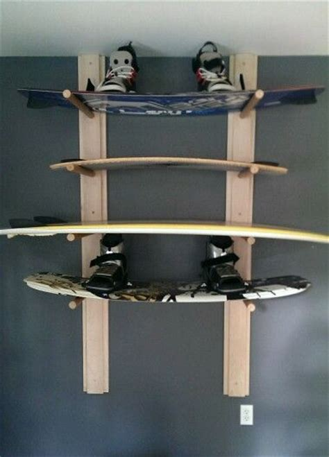 Wakeboard Storage Racks by Wakeboard Rack Home