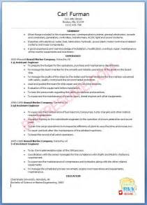Marine Electrical Engineer Sle Resume by Appointment Letter Format General Manager Appointment Letter Format For Temporary Employee