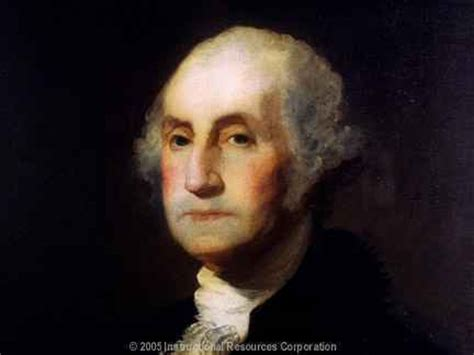 george washington adams biography quot george washington at the end of his presidency quot