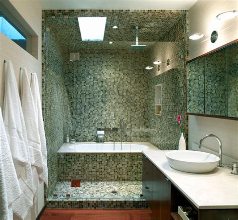 malibu contemporary bathroom los angeles by