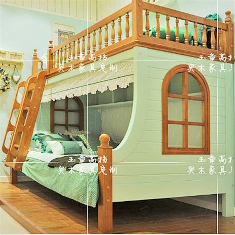 Padding For Bunk Bed Ladder Cheap American Children Bunk Beds Solid Wood Bunk Bed Bunk Bed Ladder Cabinet Grade Wood