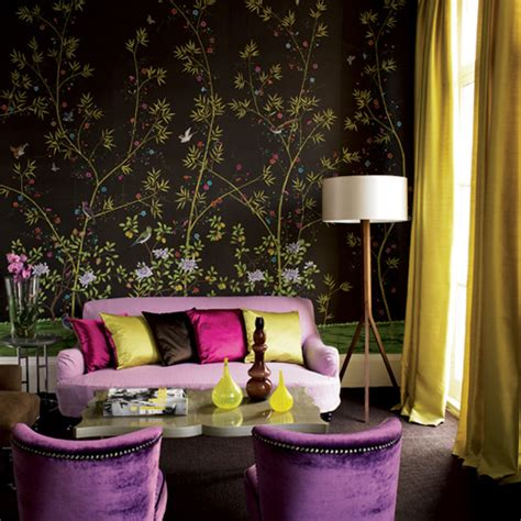 colorful wallpaper living room choosing the perfect living room wallpapers to impress
