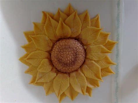 fiori in pdz passo passo school of sugarcraft tutorial sunflower in gumpaste