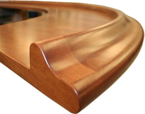 Bar Top Molding by Wood Chicago Bar Rail Synthesis Bar Molding Bar
