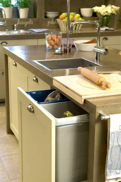 cubo basura cocina cubos de basura cocina de dise 241 o casa dise 241 o