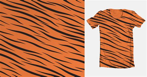 tiger stripe template printable score tiger stripes by keepitcomplicated on threadless