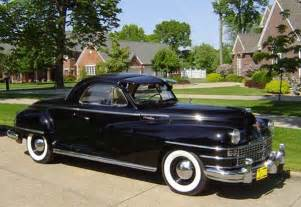 Chrysler Coupe Chrysler Photographs And Technical Data All Car Central
