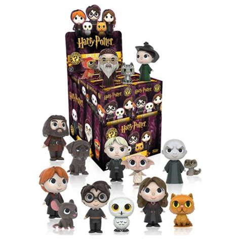 Mini Figure Harry Potter Harry Potter harry potter mystery minis mini figure display