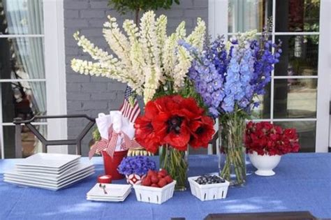 wedding flower july pictures 30 easy 4th july centerpieces decorating ideas in national