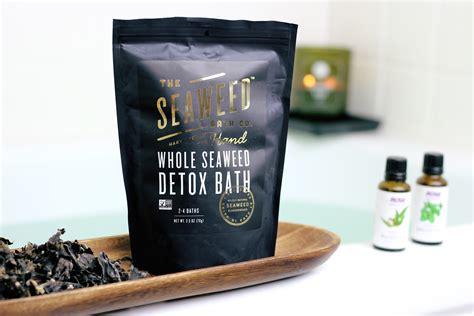 Detox With Algae Baths by Seaweed Soak Detox Balance Chaos