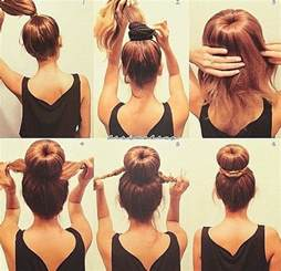 easy simple hairstyles step by step 10 and easy hairstyles step by step the learnify