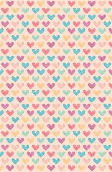 wallpaper para whatsapp rosado corazones verde azul amarillo rosado morado fondo