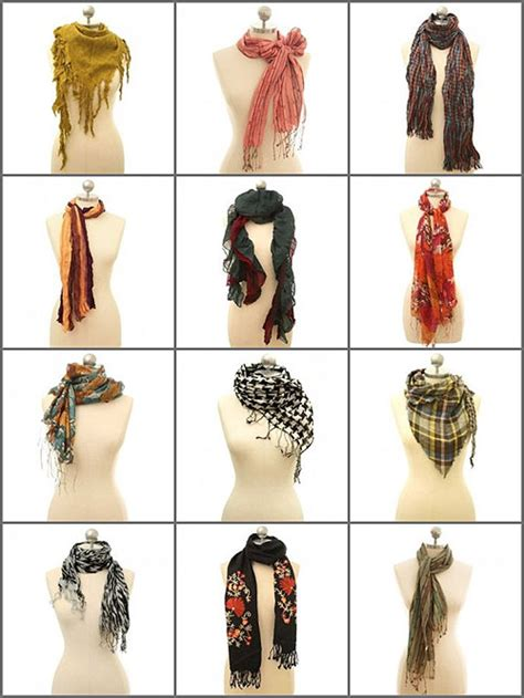 ways to wear a scarf glitter tv