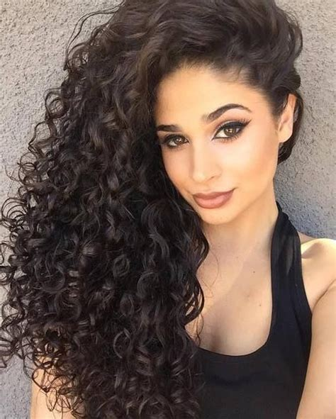 hairstyles for curly nasty hair 2018 latest long hairstyles curly hair