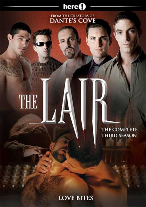 the lair the lair dvd news announcement for the lair the complete 3rd season tvshowsondvd