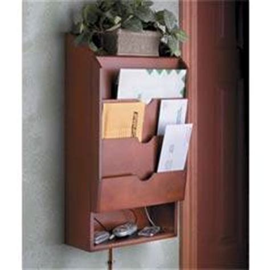 wall mounted charging station organizer sell charging station with mail organizer