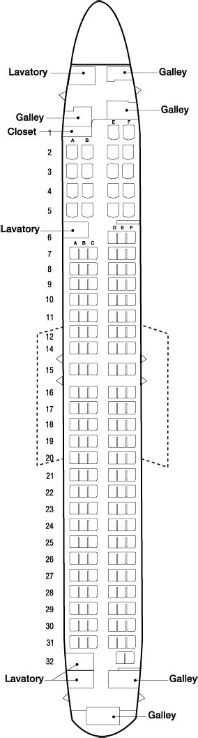 continental airlines aircraft seatmaps airline seating