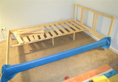 fjellse bed frame hack ikea hack how to upholster a fjellse bed frame emmerson and fifteenth