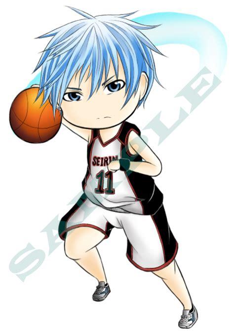 Kaos Anime Kuroko No Basket fanart chibi kuroko tetsuya by zungie on deviantart