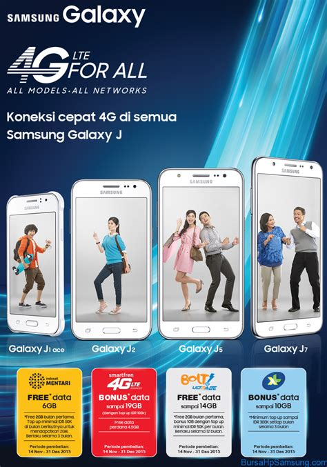 Promo Hp Samsung J1 Ace promo samsung samsung galaxy j series 4g lte for all