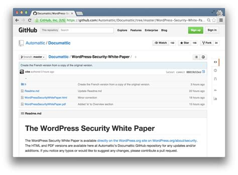 how to submit a request for a white house tour wordpress publishes security white paper wordpress tavern