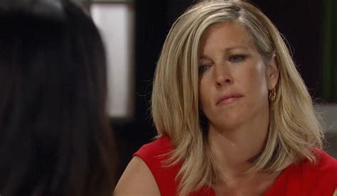 is ava on general hospital soap going off gh recap ava tries to manipulate sonny gh recap ava